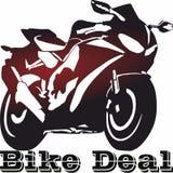 Faites du vélo les icônes d'affaire, le logo pour le concept mobile et les apps de Web illustration stock