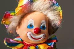 Faites le clown avec toutes ses belles et heureuses couleurs Images libres de droits