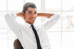 Faites une petite pause dans votre travail ! photographie stock libre de droits