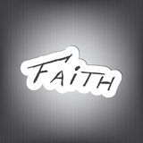 Faith Background! Royalty Free Stock Photo