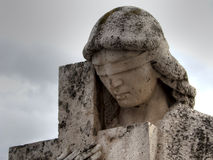 faith, Cerro de los Angeles in Getafe, Madrid. monument inaugura Royalty Free Stock Photography