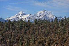 Faith and Hope In The Cascades Stock Photography
