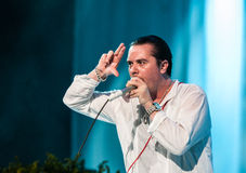 Faith no More concert Royalty Free Stock Images