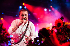 Faith no More concert Stock Images