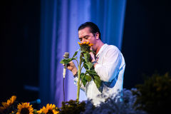 Faith no More concert Stock Photos