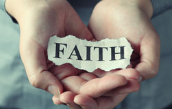 Faith Royalty Free Stock Photography