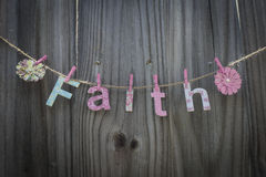 Faith Royalty Free Stock Photo