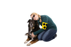 Faithful companion Royalty Free Stock Photos