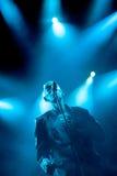 Faithless на основной ступени на фестивале 2015 выхода Стоковые Изображения RF