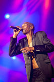 Faithless on main stage at Exit Festival 2015 Royalty Free Stock Photography