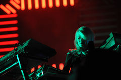 Faithless - Sister Bliss Royalty Free Stock Photography