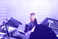 Faithless - Sister Bliss Royalty Free Stock Photos