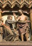 Faithless Thomas - Notre-Dame - Paris Stock Photos