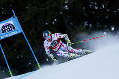 FAIVRE Mathieu in Audi Fis Alpine Skiing World-Schale Men's-Riesen stockfotografie