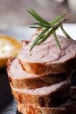 Faixa da carne de porco Imagens de Stock