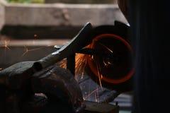 Faixa de aço Imagem de Stock Royalty Free