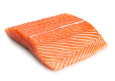 Faixa Salmon Imagens de Stock