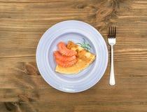 Faixa salmon fumada Fotografia de Stock Royalty Free