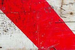 Faixa vermelha Imagem de Stock