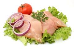 Faixas da galinha Fotografia de Stock Royalty Free