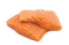 Faixas Salmon Imagem de Stock Royalty Free