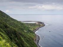 Faja da Caldeira de Santo Cristo, Sao Jorge, Azores Islands