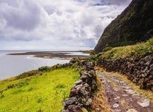 Faja da Caldeira de Santo Cristo on Sao Jorge Island