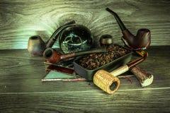 Fajczana kukurudza Zdjęcie Royalty Free