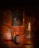 fajczany dymienie Zdjęcia Royalty Free