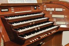 Fajczany organ Fotografia Stock