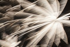 Fajerwerki, strzelający rakiety i ogienia fotografia royalty free