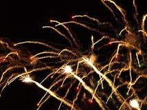fajerwerku nowy rok zdjęcie royalty free