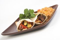 Fajitas Stock Photo