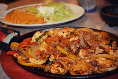 Fajitas Royalty Free Stock Image