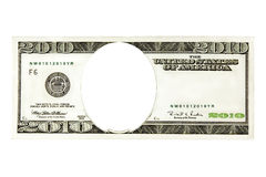 Fake 2010 dollars Stock Photo