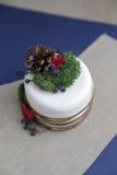 Fake Cake with decorative style Stock Photo