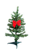 Fake christmas tree Royalty Free Stock Photography