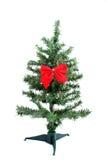 Fake christmas tree Royalty Free Stock Photography