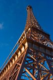 Fake Eiffel tower Stock Images