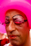 Fake Eye Lashes Royalty Free Stock Photo
