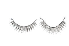 Fake eyelashes Stock Photography