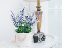 Fake flower. Royalty Free Stock Photos