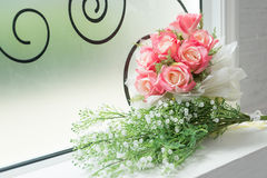 Free Fake Flowers. Royalty Free Stock Images - 61492999