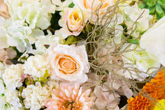Free Fake Flowers Stock Photography - 98599852