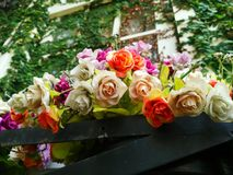 Fake flowers Royalty Free Stock Photography