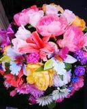 Fake flowers Royalty Free Stock Image