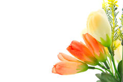 Fake flowers for interior decoration Stock Images