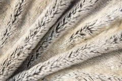Fake Fur Background Royalty Free Stock Image