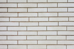 Fake grey brick wall siding Royalty Free Stock Image