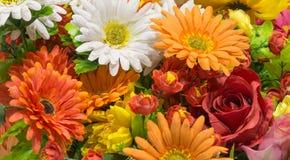 Free Fake Mixed Flower Royalty Free Stock Image - 55285856